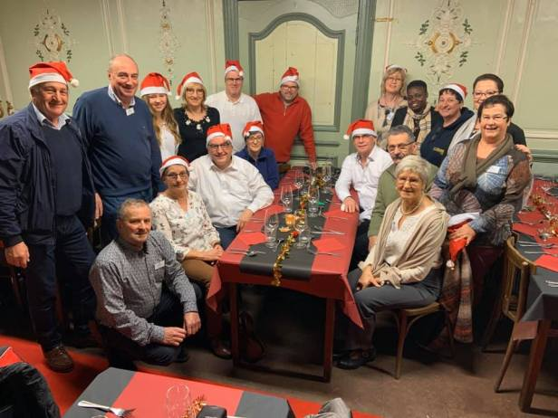 Kiwanis kerstfeest 1